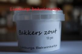 Bakkers Zout 100 gram