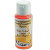 Levensmiddelenkleurstof Vloeibaar/Airbrush - Geel - 50 ml