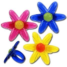 Bloemen ringen 12 stuks