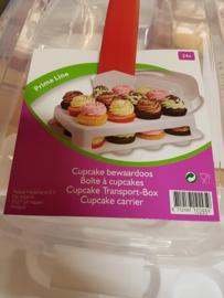 Cupcake Bewaar Doos