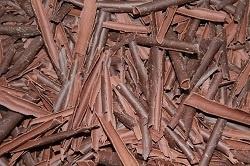 Chocolade schavelingen Puur 200 gram