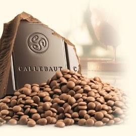 "chocolade callets melk 250 gram ""callebaut"