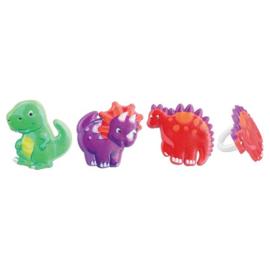 Dinosaurus ringen 12 stuks