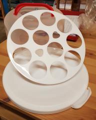 Taart Cupcake Doos 30cm