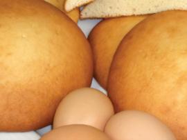 Spelt Eierkoekenmix 500 gram