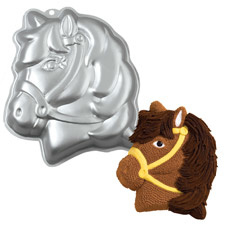 Pony Bakvorm