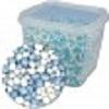 Geboorte Suikers blauw/wit 250 gram