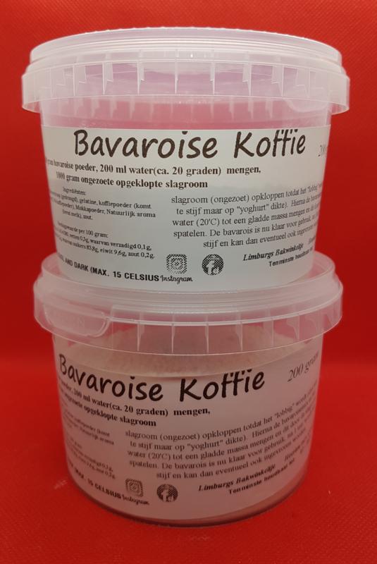 Bavaroise Koffie 500 gram