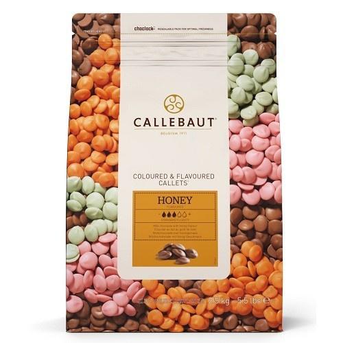 Honing Chocolade Callets 2500 Gram