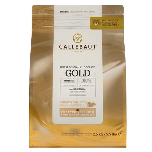 Callebaut Gold 250 Gram