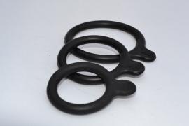 3 x Rubber O ringen