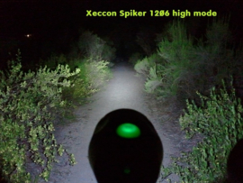 Xeccon Spiker 1206 (1200 lumen) GEREFURBISHED ALLEEN DE LAMP