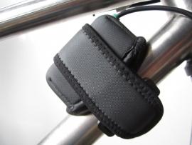 4400 mah Samsung accu met accuhoes van neopreen