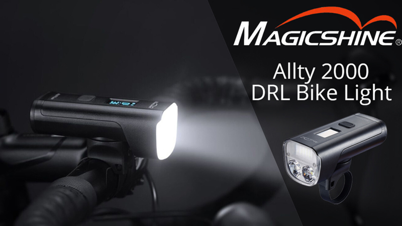 MAGICSHINE ALLTY 2000 MET OLED DISPLAY