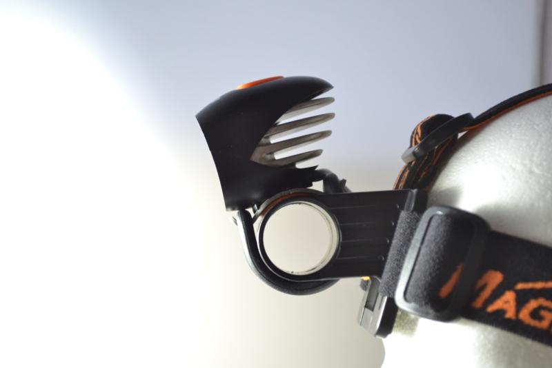 Magicshine MJ-900 1200 lumen Hoofdlamp