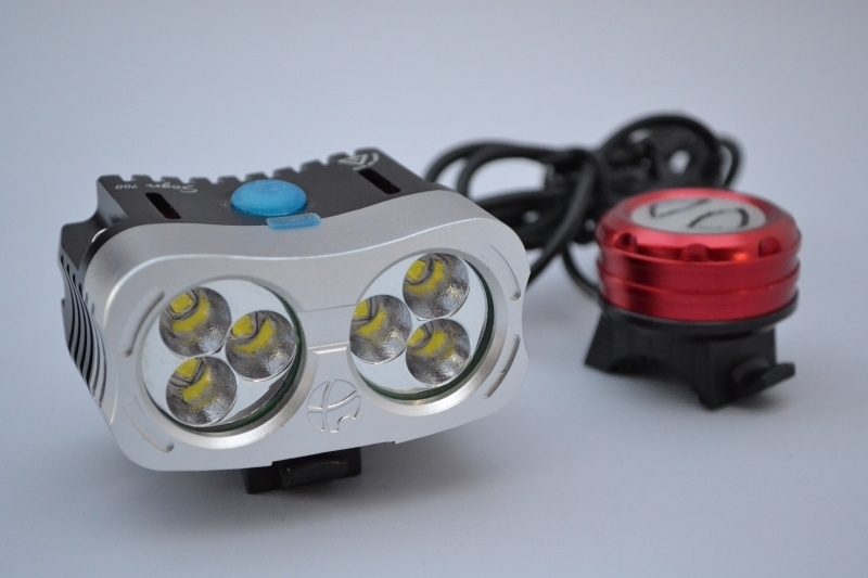 Xeccon Sogn 700 (12 Volt en 4500 lumen) ALLEEN DE LAMP !