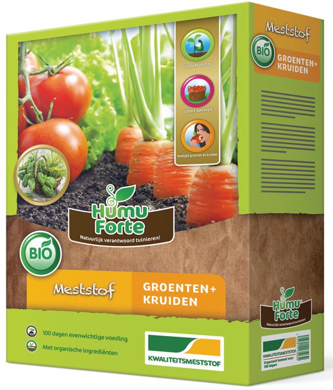 Meststof groenten en kruiden 1,75kg