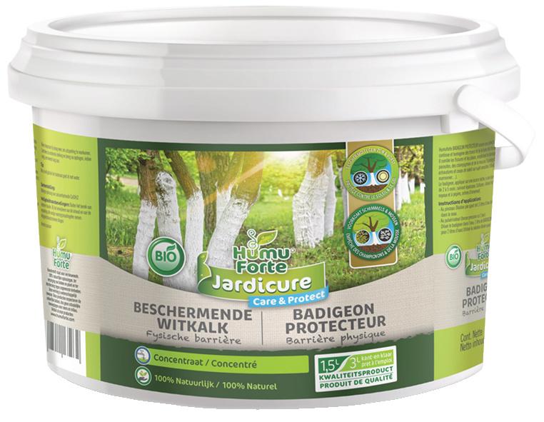 Care & protect: beschermende witkalk 1,5 liter
