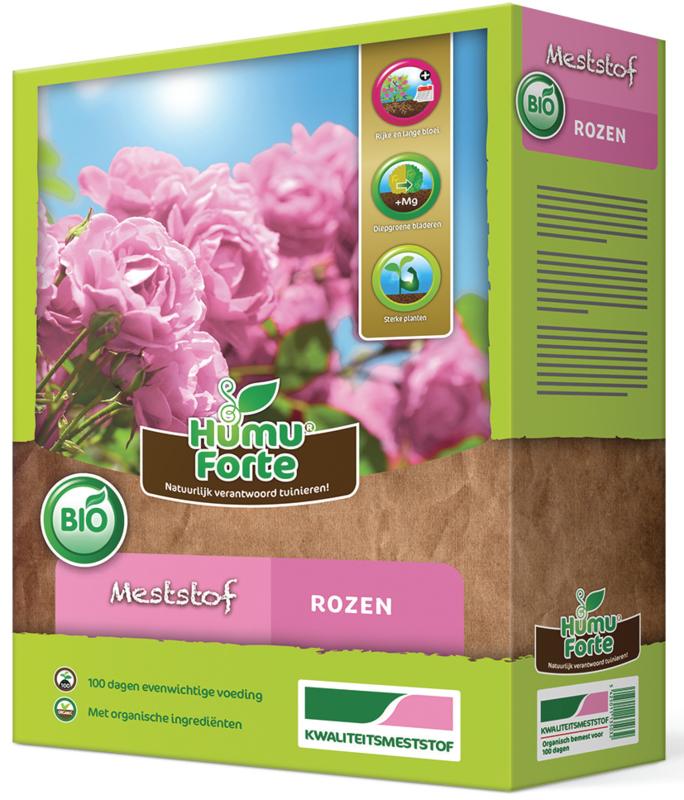 Meststof rozen en bloeiende planten 4kg