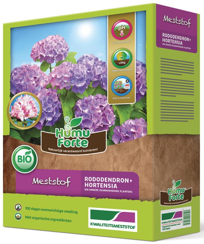Meststof rododendrons en hortensia 4kg