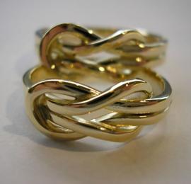 Knoop ringen
