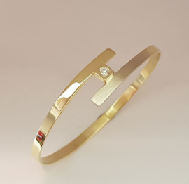 Armband passend bij trouwringen