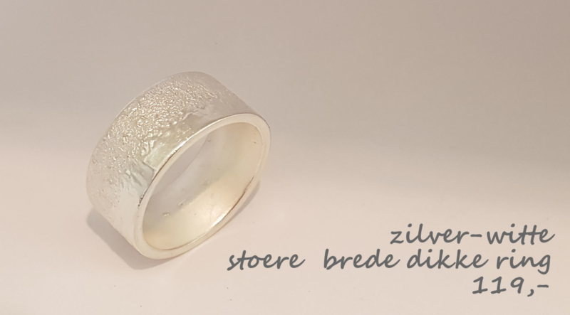 stoere brede ring