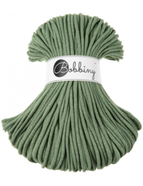 Bobbiny junior eucalyptus green 100 m