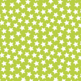 Camelot Fabrics Chartreuse Stars