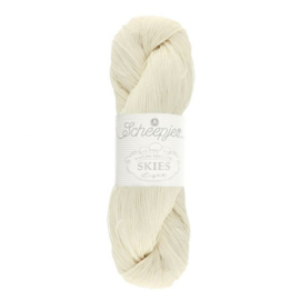 Skies light 100g undyed