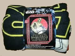 Star Wars fleece deken 3