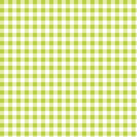 Camelot Fabrics Chartreuse Gingham