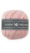 Durable macramé 2-3 mm light pink