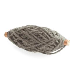 Flaxcord grijs