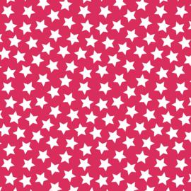 Camelot Fabrics Raspberry Stars