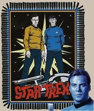 Star Trek fleece deken 1