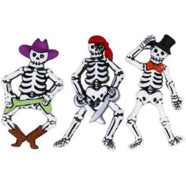 Knopen skelet