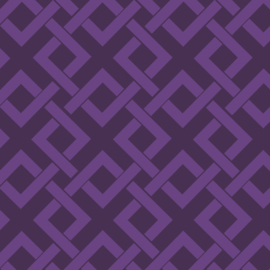 Camelot Fabrics Grape Trellis