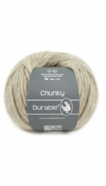 Durable Chunky wool chocolate