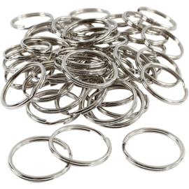 Ring sleutelhanger  d. 30 mm