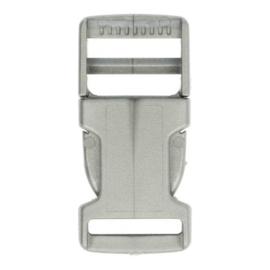 turbosluiting 16 mm zilver