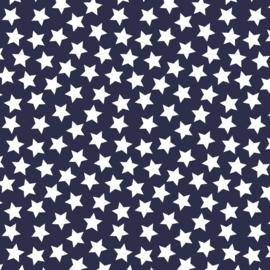 Camelot Fabrics Navy Stars
