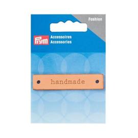 Prym label Handmade