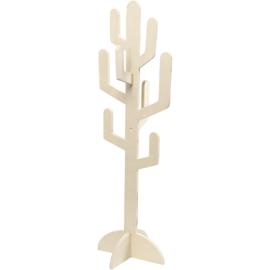 Houten Cactus 60 cm