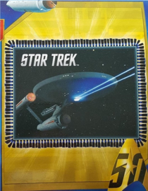 Star Trek fleece deken 3