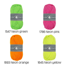 Durable cosy fine Neon 50 gr.
