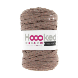 Ribbon XL copper wood taupe