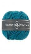 Durable macramé 2-3 mm turquoise