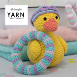 Yarn The afterparty bathing duck