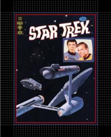 Star Trek fleece deken 2